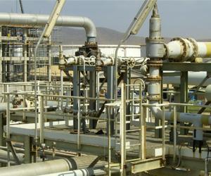 Natural gas plants