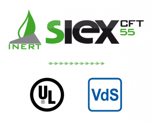 INERT-SIEX™ CFT-55