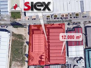 SIEX duplica sus instalaciones en Burgos